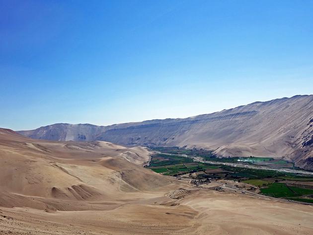Lluta Valley