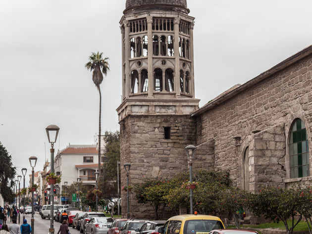San Francisco Church