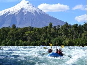 Petrohue Rafting