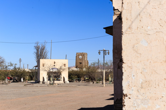 Humberstone Ghost Town