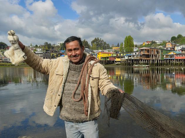 1. Palafitos, Chiloé
