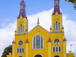 Cathedral in Castro