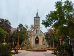 Pisco Elqui Church