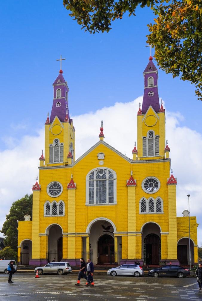 San Francisco Church in Castro
