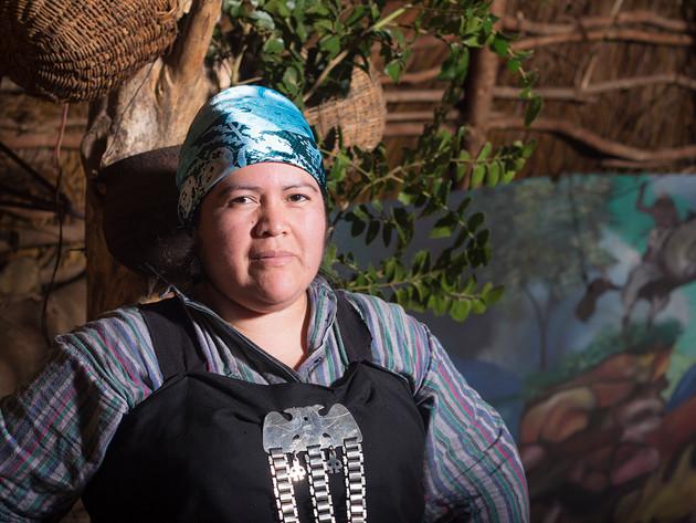 Mapuche community