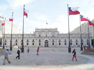 La Moneda President Palace