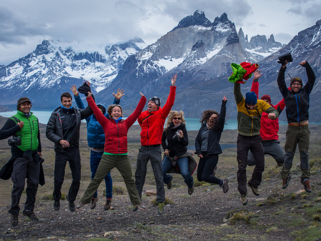 """The """"W"""" Torres del Paine National Park"""