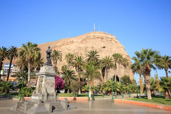 Morro of Arica