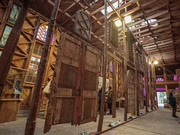 Chiloe Architectural Heritage