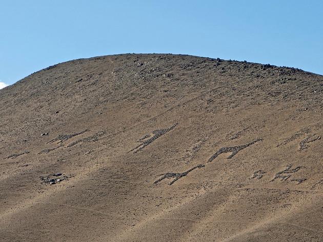 Azapa Valley and Geoglyphs