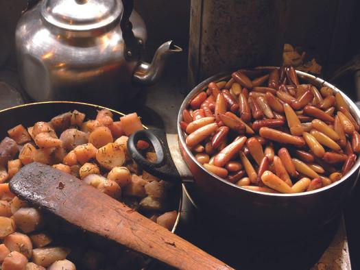Gastronomía Mapuche