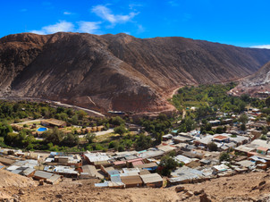 The Oasis of Codpa