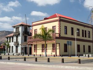 Antofagasta city center