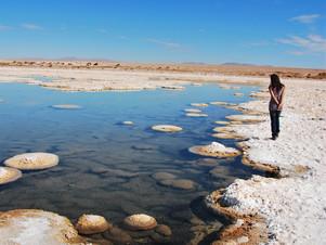 Lamara Salt Flat