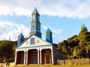 Nuestra Señora del Rosario Tenaun Church
