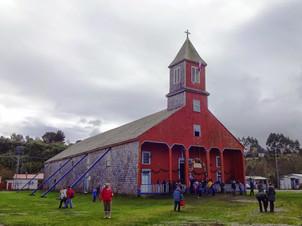 Iglesia Jesus de Nazareno, Caguach