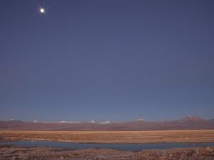 Chaxa Lagoon