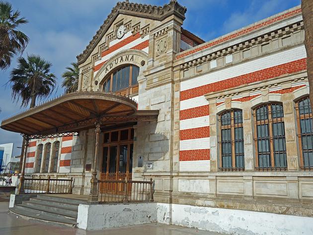 Ex-Aduana Old Custom House