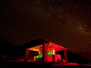Pangue Observatory