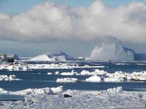 Visit to Antarctica