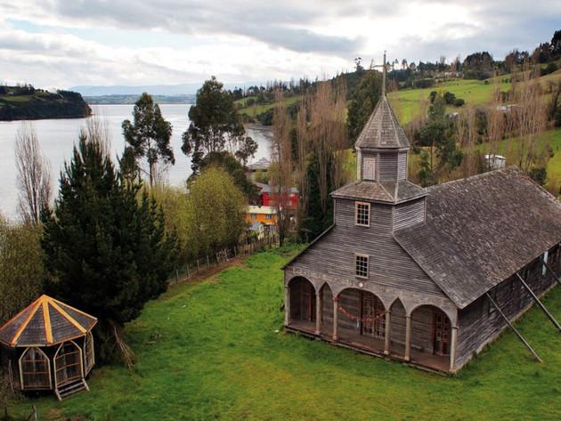 Natividad de Maria Ichuac Church, Lemuy