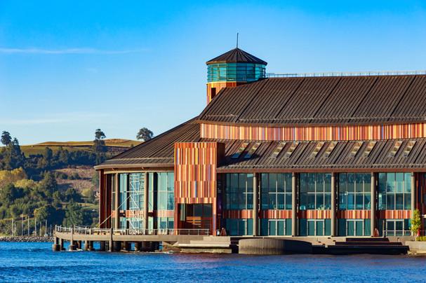Teatro del Lago at Frutillar