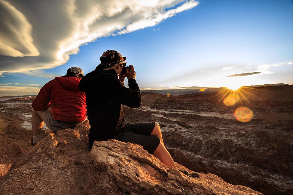 Valle de la Luna - San Pedro de Atacama