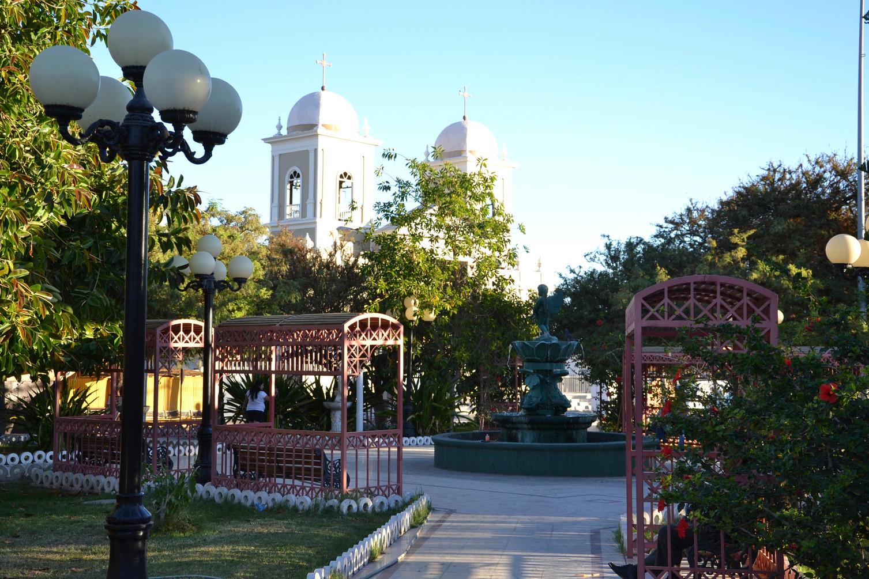 Pica Main square