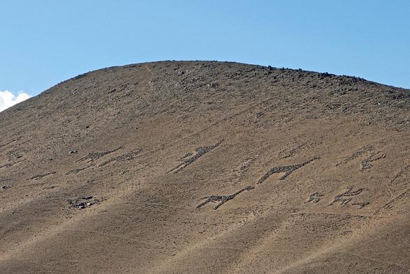 Geoglyphs in the Azapa Valley