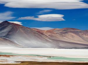 Atacama Salt Flat