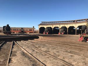 Baquedano Trains