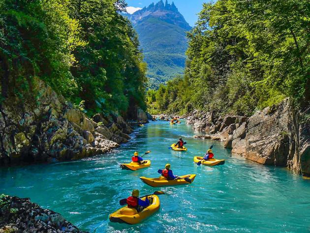 Futalefu River