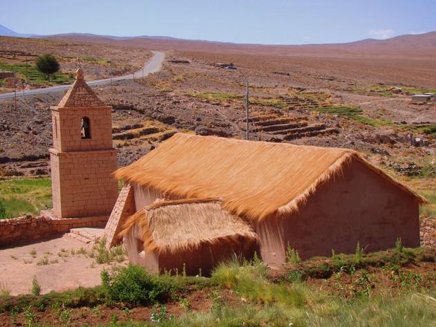 Socaire Village