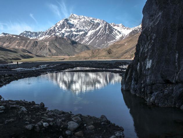 Maipo Valley - Cajón del Maipo