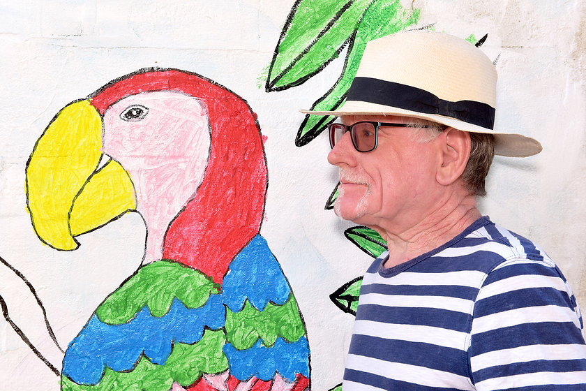 Profile with parrot.jpg