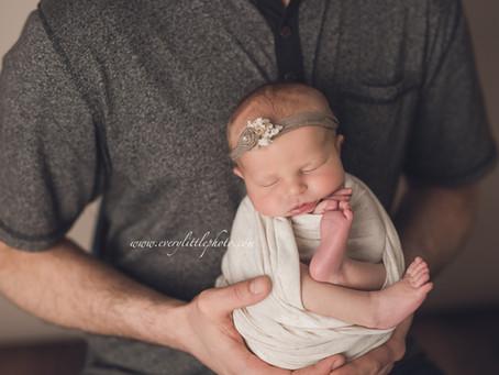 Newborn Session, Baby I