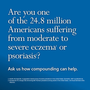 Suffering from Eczema or Psoriasis?