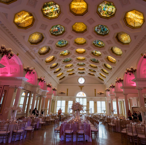 Canfield Casino Wedding, Pellegrini Events