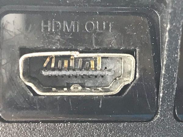 החלפת שקע HDMI ל playstation 4