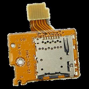 Original-SD-Card-Reader-Conector-Board-H