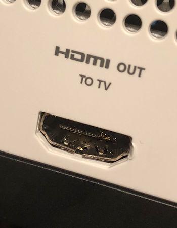 החלפת שקע HD ל xbox one
