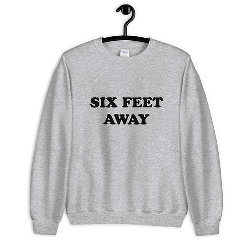 PEER PRESSURE - Six Feet Apart Sweater