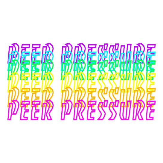 Peer Pressure - Thrasher Style Edit