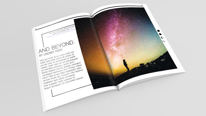 Magazine Spread Assignment