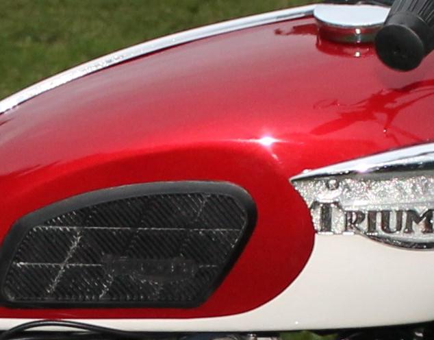 1968 650 Triumph Bonneville motorcycle e