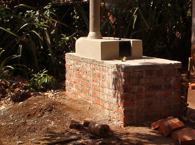 Another successful Lorena stove project