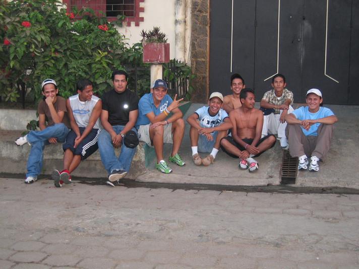 Salvadoran Youth 2007