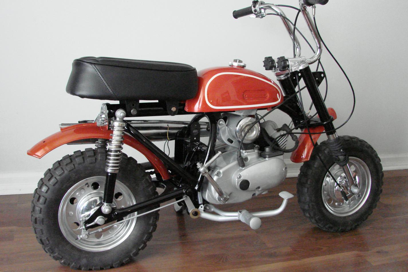 1970 Gemini Motor Bikes