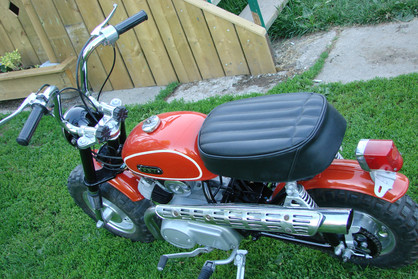 1970 Gemini SST Motor Bikes