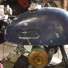 1970 Gemini SST Motor Bikes before resto